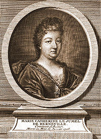Marie-Catherine, Countess d'Aulnoy